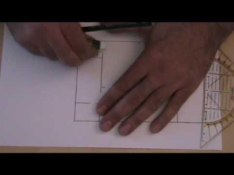 Mietwohnung Grundriss zeichnen