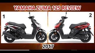 7. 2017 Yamaha Zuma 125 Review