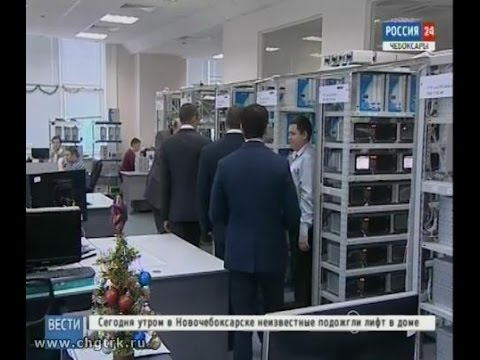 Встреча Главы Чувашии с руководителями организаций электротехнической отрасли Чувашской Республики