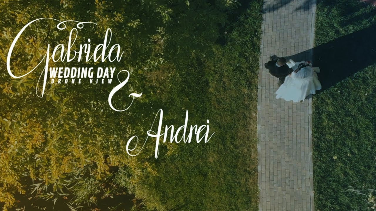 Gabriela & Andrei - Wedding Day | FilmariCuDrona.com
