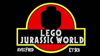 Video Let's Play avec Fred et Seb - LEGO Jurassic World MP3, 3GP, MP4, WEBM, AVI, FLV Mei 2017