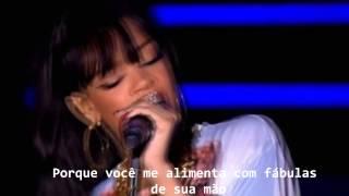 Rihanna - Love The Way You Lie - Tradução e Legendado - HD - Live Hackney Weekend