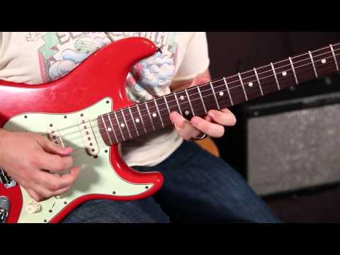 Speed Building Pentatonic Lick – Blues Rock Guitar Lessons – Soloing