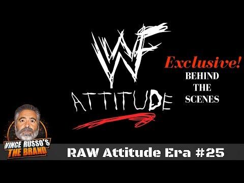 WWE RAW Attitude Era (WWF) w/ Vince Russo Archive: EPISODE #25 5/18/98 (видео)