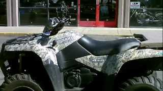 3. Contra Costa Powersports-Used 2007 Suzuki KingQuad 450 4X4 Fuel injected Camo ATV