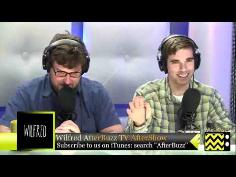 "Wilfred  After Show Season 2 Episode 1 "" Letting Go""