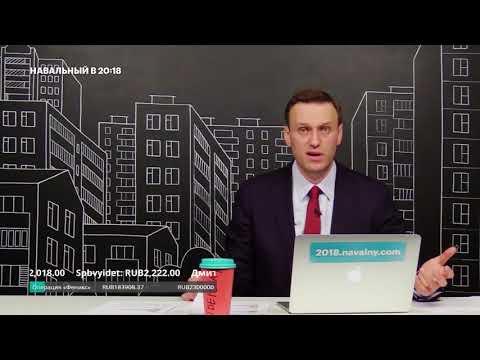 Навальный про блокировку счета/Альфа банк продался