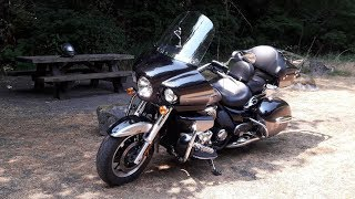 3. Kawasaki Vulcan Voyager 1700 ABS 8000 mile review