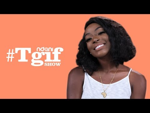 Dorcas Shola Fapson On The NdaniTGIFShow