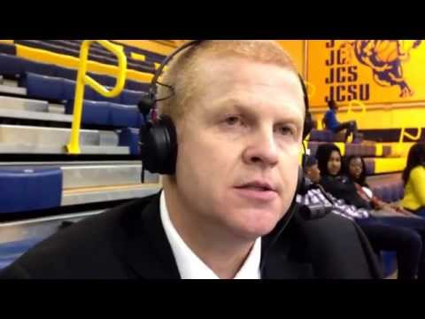 C-N Basketball: Chuck Benson post-JSCU 12-17-14