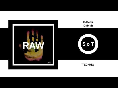 D-Deck - Dabiah (Original Mix) [KD RAW]