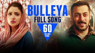 Bulleya Salman Khan, Anushka Sharma