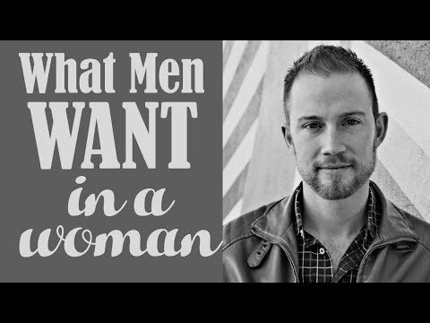 Clayton Olson Reveals What Men Want In A Woman