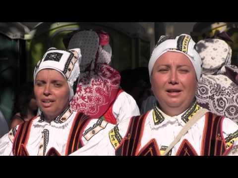 TVS: Strážnice - Strážnické vinobraní nabídlo nejen burčák