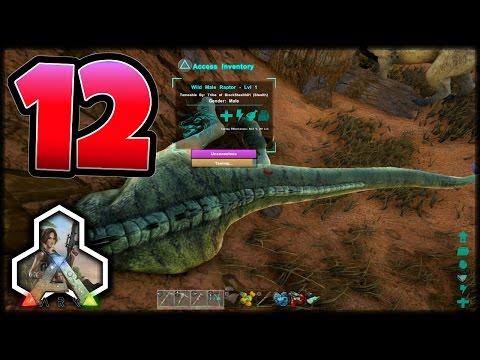 Ark Survival Evolved PS4 Gameplay Episode 12 -Reckless Raptor - Scorched Earth Dragons Breath