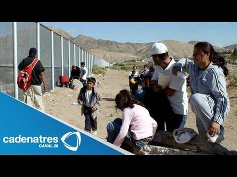 Medidas que toman los migrantes para cruzar a Estados Unidos