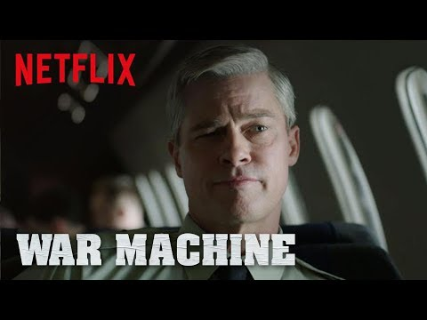 War Machine Trailer