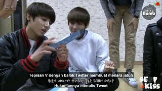Download Video [Sub Indo] [BANGTAN BOMB] BTS Jenga championship thanks to Twitter by Seop Kiss MP3 3GP MP4