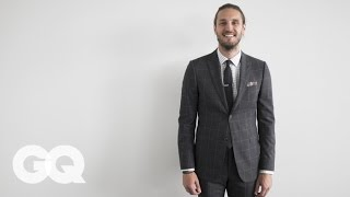 Video 4 Easy Suit Upgrades for Under $100– Style and How-to | GQ MP3, 3GP, MP4, WEBM, AVI, FLV Juni 2018