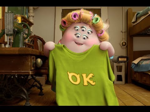 Monster's University Mother's Day Video