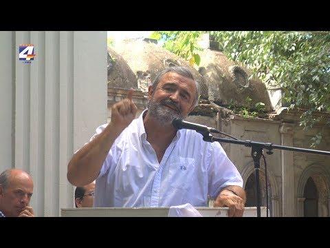 Jorge Larrañaga reclamó por la unidad del Partido Nacional