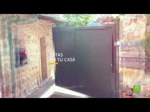 Imágenes de los exteriores de La Majada de Peñacorada