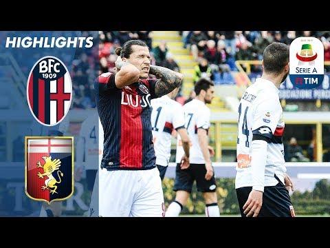 Bologna 1-1 Genoa (Serie A 2018/2019) (Highlights)