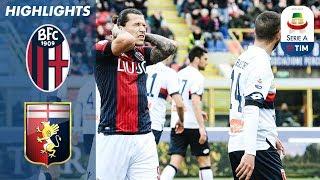 Video Bologna 1-1 Genoa | Bologna Climb Out of Relegation Zone With Draw | Serie A MP3, 3GP, MP4, WEBM, AVI, FLV Maret 2019