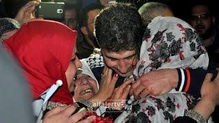قوات الاحتلال تفرج عن الاسير مالك جلاد بعد قضاء محكوميته البالغة 11 عام