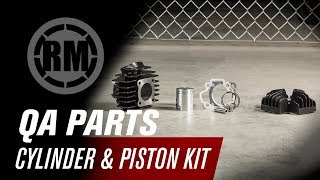 8. QA Parts Cylinder and Piston Kit | Yamaha PW50
