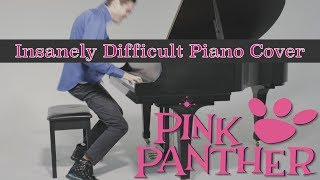 """Video """"The Pink Panther"""" Insanely Difficult Jazz Piano Arrangement With Sheet Music MP3, 3GP, MP4, WEBM, AVI, FLV Mei 2018"""