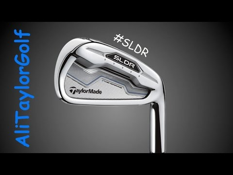 TaylorMade SLDR iron review