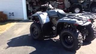 9. 2001 Yamaha Big Bear 400 4x4