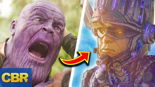 Video Marvel's Avengers 4 Could Have A More Dangerous Villain Than Thanos MP3, 3GP, MP4, WEBM, AVI, FLV Desember 2018