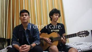 I Don't Care - Rendy Pandugo - Short Cover