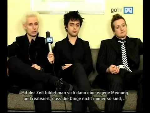 Green Day @ GoTv