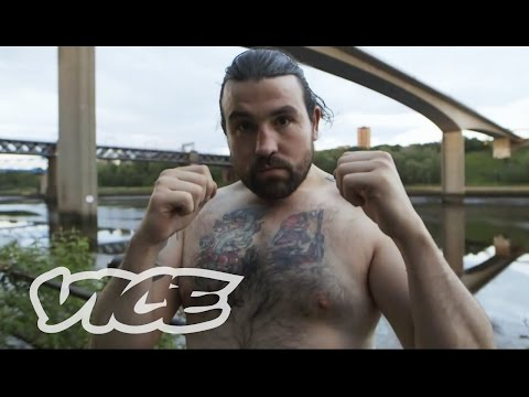 Underground Bare Knuckle Boxing In The UK