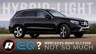 2019 Mercedes-Benz GLC350e Review: Hybrid doesn't always mean green by Roadshow