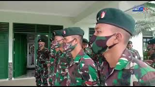 Polres Gayo Lues Beri Kejutan di HUT TNI Ke 75