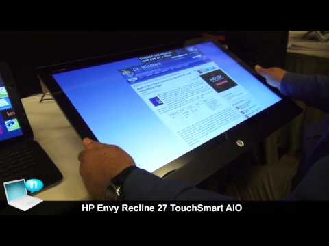 HP Envy Recline 27 TouchSmart AIO
