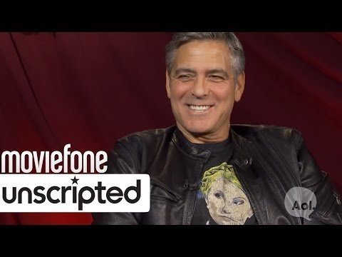 'The Monuments Men' Unscripted Interview    Moviefone