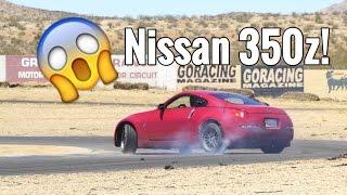 DRIFTING IN MY 350Z!! FINALLY!! by TJ Hunt