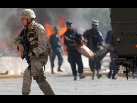 Талибы атаковали штаб Национального управления безопасности в Кабуле...