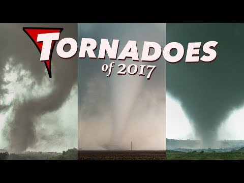 TORNADOES of 2017 - Adventure in Tornado Alley
