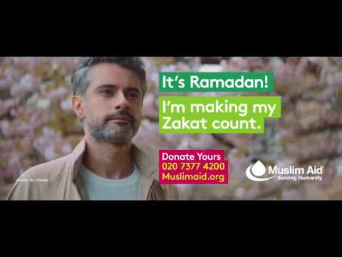 Ramadan Appeal 2018 | Zakat - I'm making it count