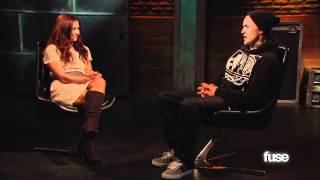 Yelawolf on Meeting Eminem - Top 20 Countdown