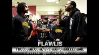 Speak Up Battle League | Flawlis vs. Slick G
