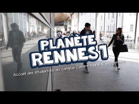 #PlanèteR1 Opération Rentrée 2017 I Campus Centre