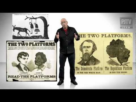 democrat - Watch more Andrew Klavan: http://www.pjtv.com/ The Democrat party has always been the party of racism, so why do black people vote for Democrats? Today, Andr...