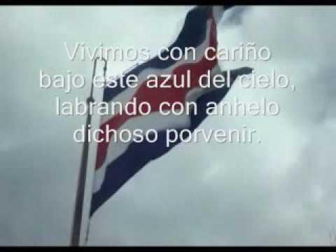 Himno a la Bandera de Costa Rica